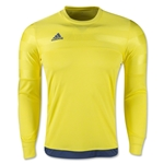 adidas Entry Goalkeeper Jersey (Yellow)