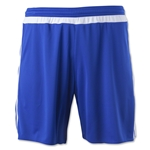 adidas MLS 15 Match Soccer Shorts (Roy/Wht)