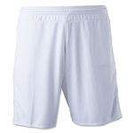 adidas MLS 15 Match Soccer Shorts (White)