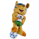 2014 FIFA World Cup Brazil(TM) Fuleco 22cm Plush Mascot