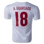 A. Guardado Player T-Shirt