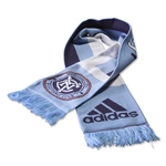 New York City Jaquard Scarf
