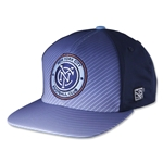 New York City Flatbrim Snapback