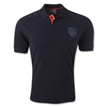Stade Toulousain 2014 Polo (Black)