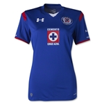 Cruz Azul 14/15 Jersey de Futbol Local Femenil