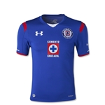 Cruz Azul 14/15 Jersey de Futbol Local Juvenil
