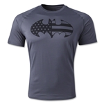 Under Armour Alter Ego USA Batman T-Shirt (Gray)