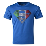 Under Armour Youth Alter Ego Italy Superman T-Shirt (Royal)