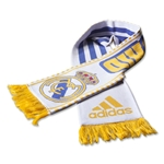 Real Madrid Jaquard Scarf