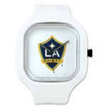 LA Galaxy White Watch