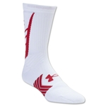 Under Armour Undeniable Crew Sock (Wh/Sc)