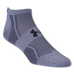 Under Armour Speedform Ultra Low Tab Sock (Gray)