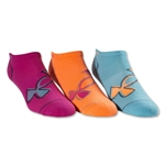 Under Armour Women's Solo 4 Sock (Multi)
