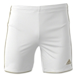 adidas FC Boulder Custom Short (White)