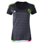Mexico 2015 Jersey de Futbol Local Femenil