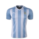 Argentina 2015 Youth Home Soccer Jersey