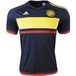 Colombia 2015 Away Soccer Jersey