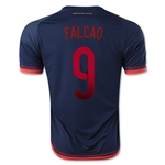 Colombia 2015 FALCAO Away Soccer Jersey