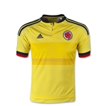 Colombia 2015 Youth Home Soccer Jersey