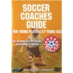 Soccer Coaches Guide-Set of 2 DVD