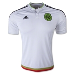 Mexico 2015 Away Soccer Jersey