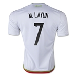 Mexico 2015 M. LAYUN Away Soccer Jersey