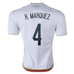 Mexico 2015 R. MARQUEZ Away Soccer Jersey