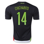 Mexico 2015 CHICHARITO Jersey de Futbol Local