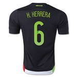 Mexico 2015 H. HERRERA Jersey de Futbol Local
