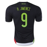 Mexico 2015 R. JIMENEZ Authentic Home Soccer Jersey