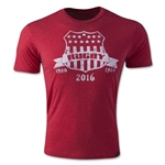 Grubber American Tradition T-Shirt (Red)