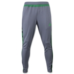 adidas Tiro 15+ Graphic Pant (Gray/Green)