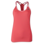 adidas Women's Techfit Tank 15 (Red)