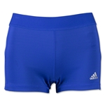 adidas Women's TechFit 3 Boy Shorts (Royal)