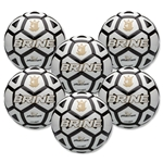 Brine Phantom Ball-Six Pack-Black (Black)
