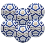 Brine Phantom Soccer Ball-Six Pack (Royal)