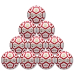 Brine Phantom Soccer Ball-10 Pack (Red)