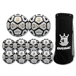 Brine Voracity Soccer Ball Bundle (Black)