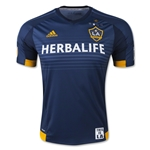 LA Galaxy 2015 Authentic Away Soccer Jersey