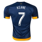 LA Galaxy 2015 KEANE Authentic Away Soccer Jersey