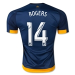 LA Galaxy 2015 ROGERS Authentic Away Soccer Jersey