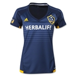LA Galaxy 2015 Women's Away Soccer Jersey