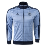 Sporting KC Full Zip Anthem Jacket