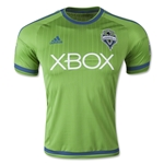 Seattle Sounders 2015 Authentic Home Soccer Jersey