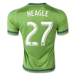 Seattle Sounders 2015 NEAGLE Home Soccer Jersey