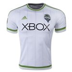 Seattle Sounders 2015 Authentic Away Soccer Jersey