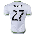 Seattle Sounders 2015 NEAGLE Away Soccer Jersey