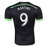 Seattle Sounders 2015 MARTINS Authentic Third Soccer Jersey