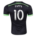 Seattle Sounders 2015 PAPPA Authentic Third Soccer Jersey
