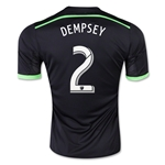 Seattle Sounders 2015 DEMPSEY Third Soccer Jersey
